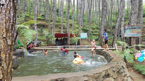 kampung ciherang wisata sejuk bernuansa alam  ramah