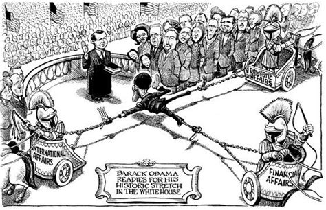 Editorial Cartoons On Barack Obama