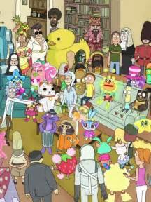 Desktop Rick and Morty