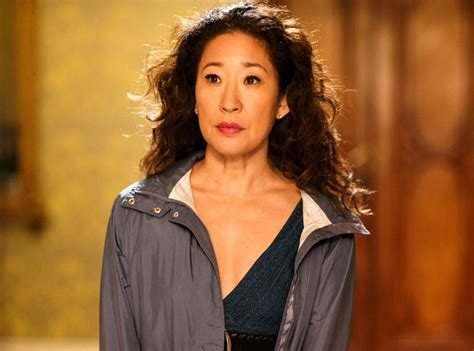 sandra oh killing eve australia sandra oh makes history as first asian woman to earn best