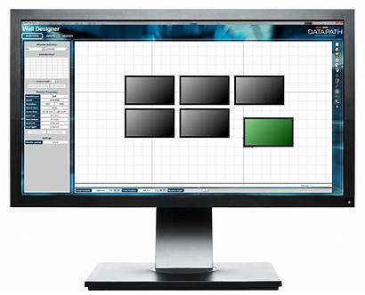 Wall Datapath Display Software Fx4 Designer Multi