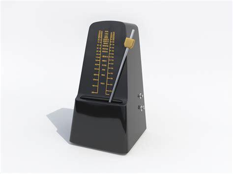 Metronom 3D   CGTrader
