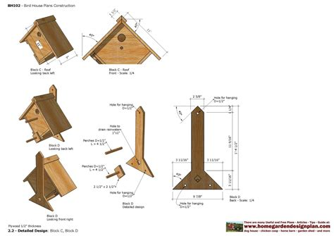 house designer plans home garden plans bh bird house plans construction