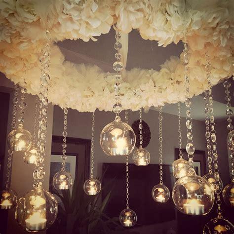 bubble chandelier diy popsugar social djenne homes for
