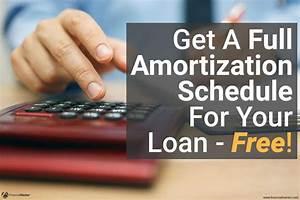Amortization Calculator For Car Amortization Schedule Calculator