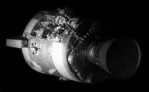 Apollo 13 Oxygen Tank Explosion - Pics about space