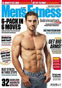 Men's Fitness Magazine - October 2017 Subscriptions ...