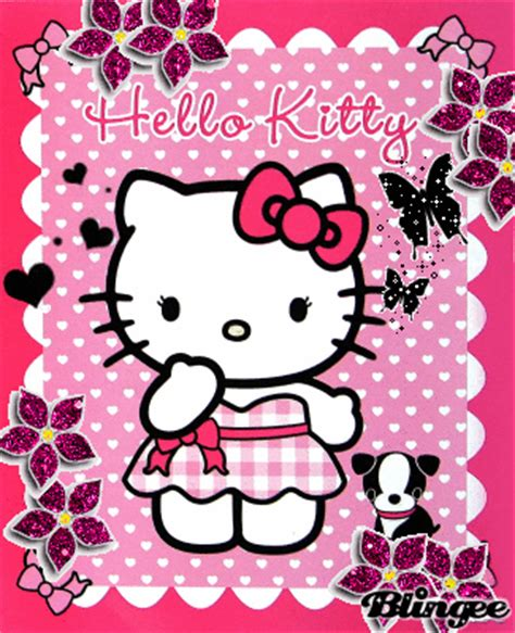 Pretty Hello Kitty Theme Picture #125789984 Blingeecom