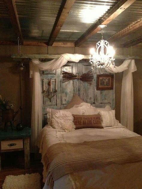 ideas  rustic country bedrooms  pinterest