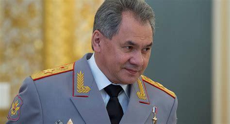 Krievijas aizsardzības ministrs apsūdzējis Izraēlu par Il ...