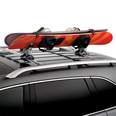 Bernardi Acura by 2014 2017 Acura Mdx Roof Racks Carriers And Accessories