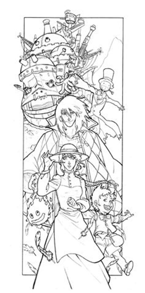 Kiki's Delivery Service colouring page | Colouring | Pinterest