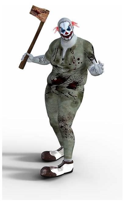 Clown Horror Halloween Terror Scary Clowns Evil