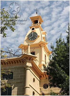 Red River County Courthouse - Clarksville, Texas ...