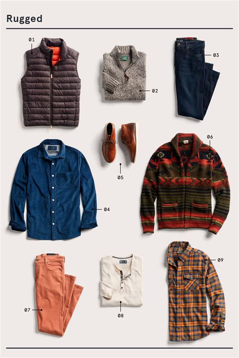 Closet Essentials For Every Style Stitch Fix Men