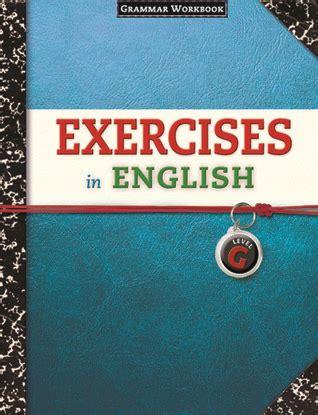 exercises  english level  grammar workbook  loyola