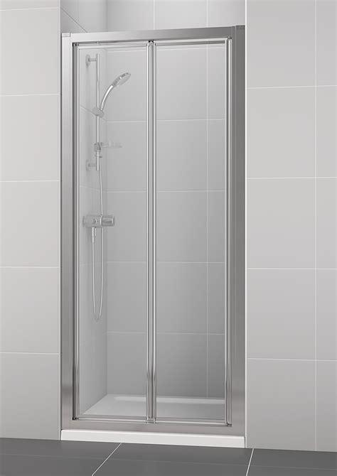 New Shower Door by Ideal Standard New Connect 760mm Bifold Shower Door