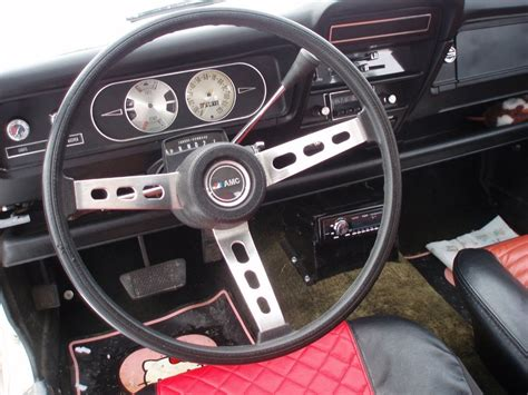 Amc Sport Steering Wheel Neonpulse