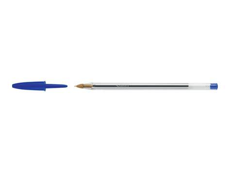 bureau vallee fr bic cristal original stylo à bille différents coloris