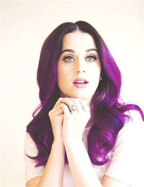 Purple Overload: Stars With Purple Hair We Approve