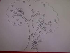 Ideen Zum Zeichnen : lustige tiere zeichnen katze eule hase ideen zur kindergeburtstag einladung youtube ~ Yasmunasinghe.com Haus und Dekorationen