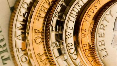 Money Coin Wallpapers Coins Background Gold Silver