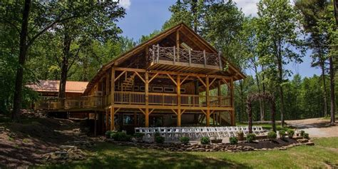 The Grand Barn At The Mohicans Weddings