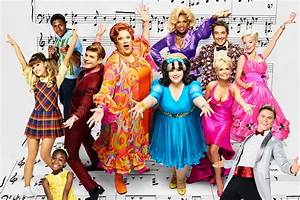 Hairspray Live Cast Photo Exclusive