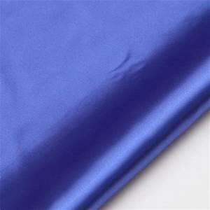 Spannbettlaken Polyester Satin : dark blue solid polyester satin fabric by kokka japan ~ Michelbontemps.com Haus und Dekorationen