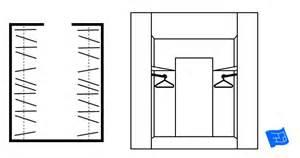 closet floor plans walk in closet design