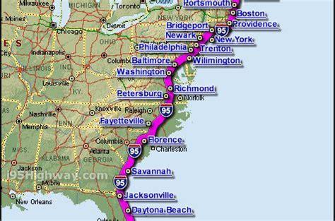east coast   map      nursing