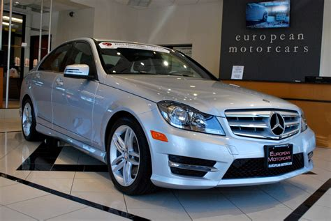 The w205 was preceded by the w204. 2013 Mercedes-Benz C-Class C300 Sport 4MATIC for sale near ...