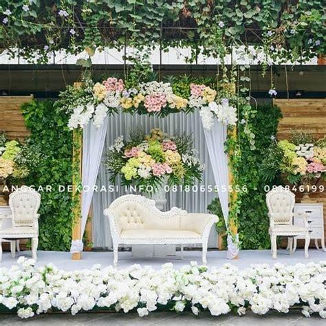 jasa dekorasi pernikahan terbaik  sleman yogyakarta