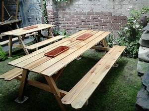 Parasol De Jardin : mesas para jardin o garage 2 en mercado libre ~ Teatrodelosmanantiales.com Idées de Décoration