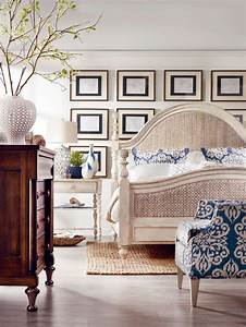 Coastal-Inspired Bedrooms | Bedrooms, Texture and 3/4 Beds