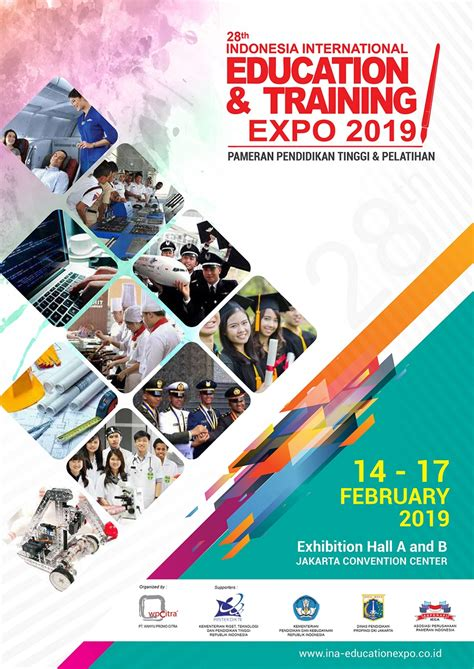 indonesia international education training expo