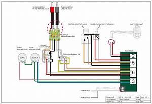 Ibanez Wiring Diagram Wiring Diagrams Schematics