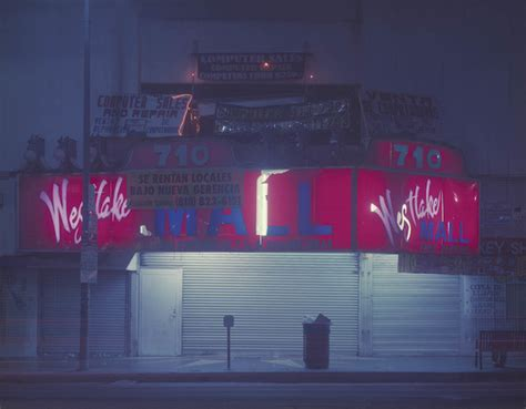 neon lights los angeles vicky moon captures the nighttime with 39 expired l a 39 blend