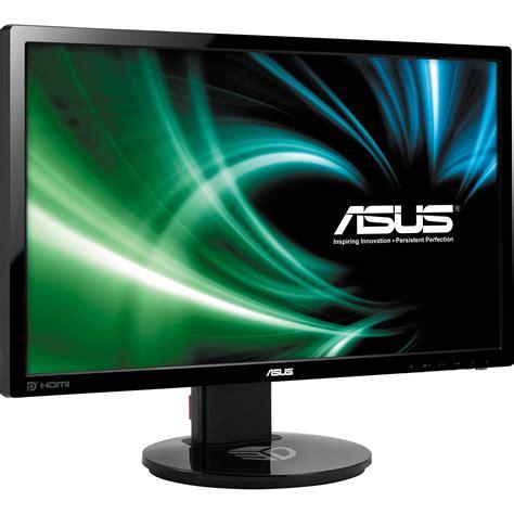 "ASUS VG248QE 24"" LED Backlit LCD Monitor VG248QE B&H Photo"