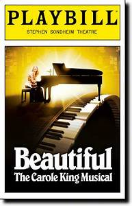 Oakdale Seating Chart Beautiful The Carole King Musical Tickets 29th December