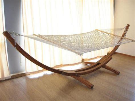 how to hang a hammock chair indoors 30 beautiful indoor hammock stands pixelmari