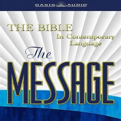 Message Audio Bible Peterson Eugene Audiobook Christian