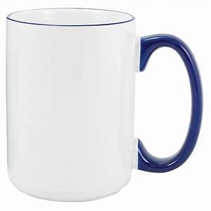 Mug à Thé : numo heartland el grande 15 ounces cobalt ceramic mug ~ Teatrodelosmanantiales.com Idées de Décoration
