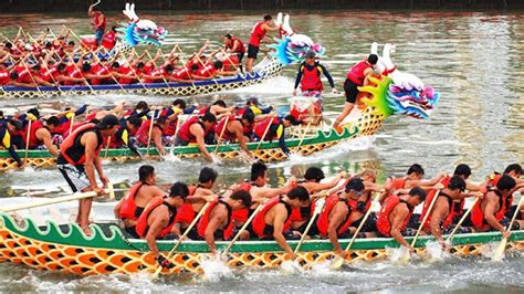 Dragon Boat Racing Trinidad by A Cheat S Guide To Dragon Boat Festival In Shanghai 2018