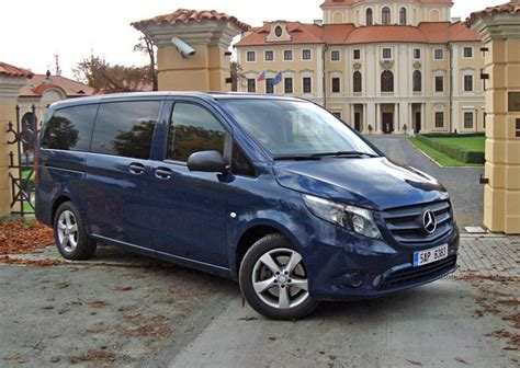 Merc Vito Cdi 119 by Mercedes Vito Tourer L 119 Cdi Sil 225 K Auto Cz