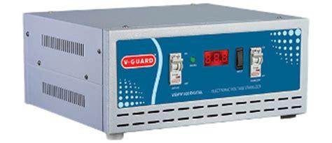 v guard vgmw 500 voltage stabilizer for mainline 90 300 v price in india buy v guard
