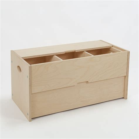 meuble en bois design transformable coffret 224 jouets armoire table