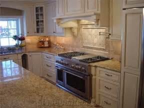 new venetian gold granite kitchen ideas