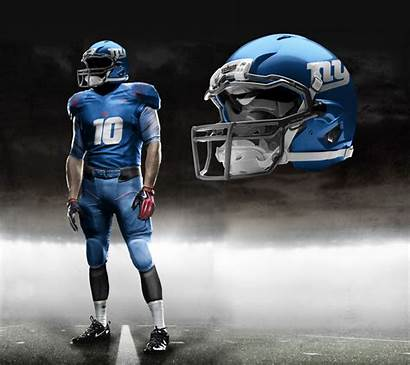 Giants Uniforms Nike Nfl Uniform York Ny