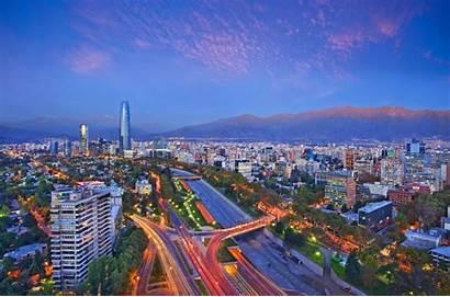 Santiago Wallpapers Cities
